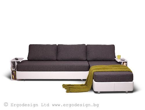 Мека мебел Ергодизайн   Sofa Ergodesign