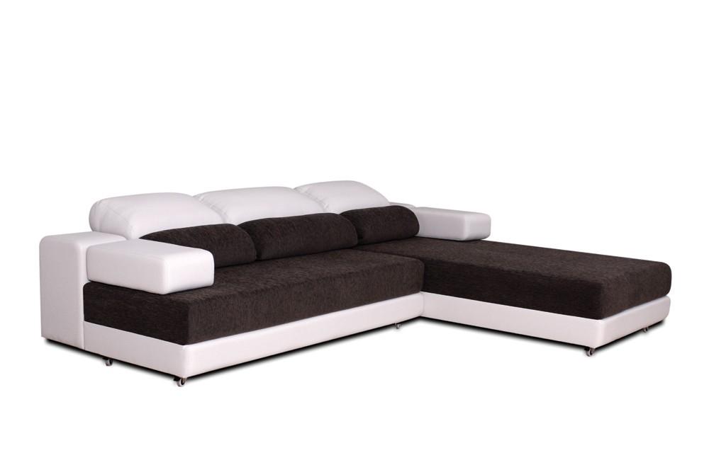 Extendable sofa FLEX/Corner ERGODESIGN SOFIA