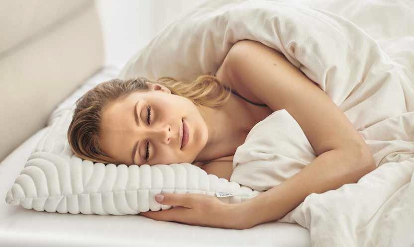 Tempur Comfort Pillow Signature